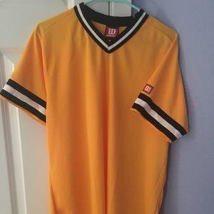 Vintage Wilson baseball jersey